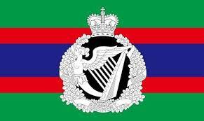 royal irish regiment world flag