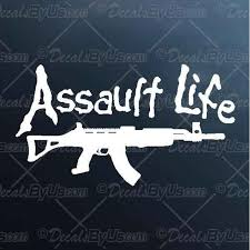 The 1 Source For Assault Life Ak 47 Car Decals
