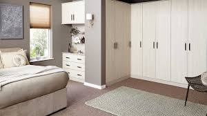 Adela Cotton White Bedroom | Fitted Bedrooms From Betta Living