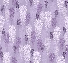 glycine purple designer wallpaper