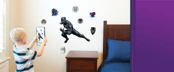 Black Panther Wall Decal Wall Palz