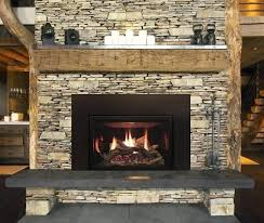 direct vent fireplace insert