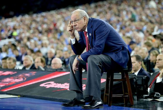 Image result for Jim Boeheim Media Rant Continues Into Second Day""