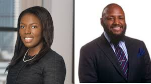 Congratulations to MBLA Directors Avana Anderson & D'Andre Fernandez -  Massachusetts Black Lawyers Association