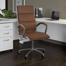 modelo high back leather executive