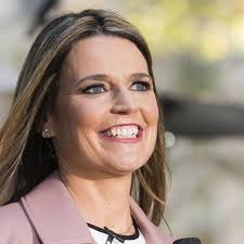 Savannah Guthrie off the air with eye injury | What's on TV
