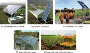 On Farm Applications Of Solar Pv Systems Sciencedirect