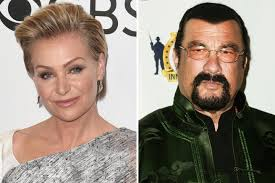 Portia de Rossi Says Steven Seagal Sexually Harassed Her   Time.com
