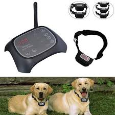 Invisible Wireless Dog Fence With Shock Collar Wireless Dog Fence Dog Fence Shock Collar