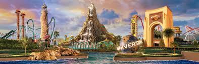 universal orlando resort group and