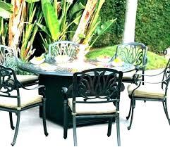 patio chair glides round furniture sets