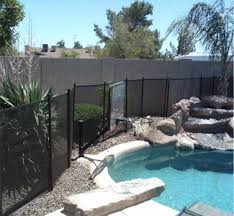Pool Safety Fence Pool Safety Cover Call For A Free Estimate Today