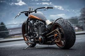 custom motorbike bike chopper hot rod