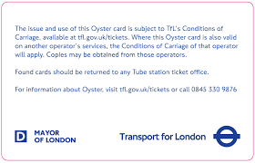 150th anniversary oyster card