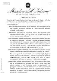 La direttiva del Viminale by Monrif Net - issuu