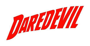 Daredevil Marvel Logo Decal Vinyl Car Window Laptop Sticker Kandy Vinyl Shop