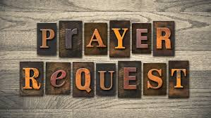 Prayer Requests – Lutheran Church of the Redeemer