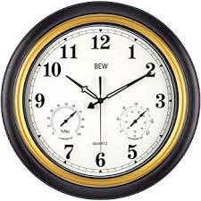 com large outdoor clock