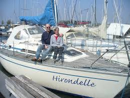 """aan boord bij …"""" de familie Peterson, april 2014   Stichting Jachthaven  Ketelmeer"""