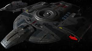 uss defiant nx 74205 1080p by hermond
