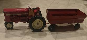 tips from a toy tractor and wagon