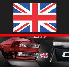 4 British Flag Sticker Vinyl Decal England United Etsy