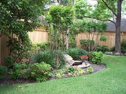 Privacy Fence Landscape Ideas Yahoo Search Results In 2020 Privacy Fence Landscaping Fence Landscaping Backyard Landscaping