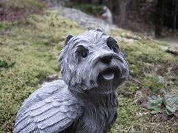 statue west highland terrier memorial
