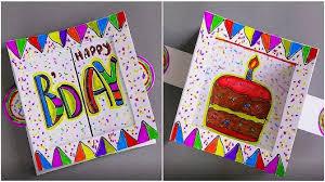 insanely cute diy birthday cards ideas
