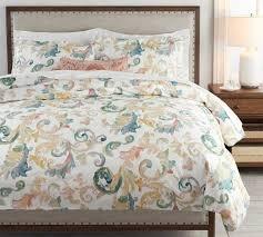 claudia organic cotton duvet cover