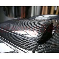3d 4d Matte 5d 6d High Gloss Car Carbon Fiber Wrap Vinyl Decal Film Sticker Ebay
