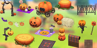 Acnh Spooky Items How To Get Halloween Pumpkin Furniture Easy In Animal Crossing New Horizons