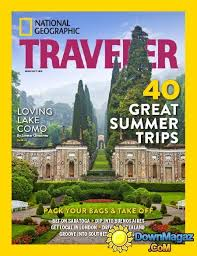 national geographic traveler usa june
