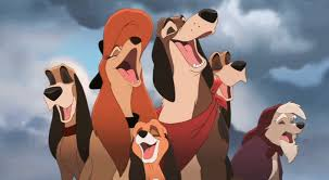 """danielle on Twitter: """"🎬 142. The Fox and the Hound 2 (2006) Director: Jim  Kammerud… """""""