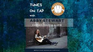 Tunes on Tap with Abby Stewart - What's on Westport