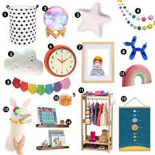 Inexpensive Kid Room Decor Finds From Amazon Enjoying The Small Things