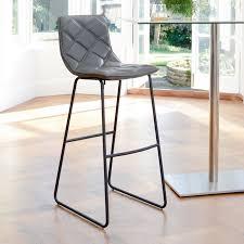 portela bar stool grey dwell