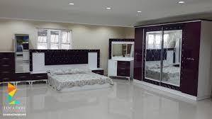 غرف نوم عرسان مودرن 2020 Modern Bedroom Set Custom Bedroom