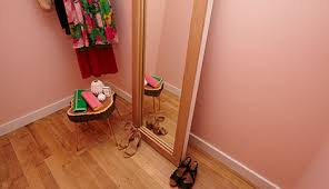 d i y freestanding mirror bunnings