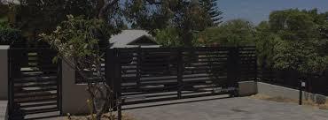 A K Quality Gates Fencing Automatic Driveway Gates