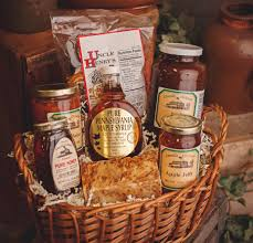 gift baskets linvilla orchards