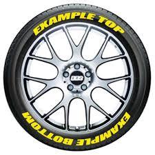 Tire Graficx Custom Tire Decals Dudeiwantthat Com