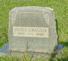 WAGNER, JAMES A - Crawford County, Arkansas | JAMES A WAGNER - Arkansas  Gravestone Photos