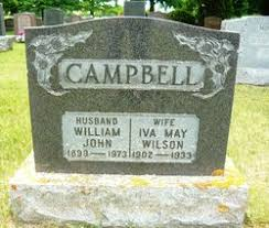 Iva May Wilson Campbell (1904-1933) - Find A Grave Memorial