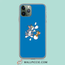 tom and jerry exclaimed iphone 11 case
