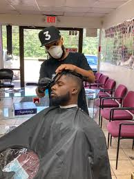 hair salons and barbers