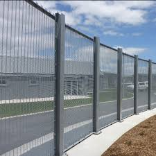 Mesh 76 2mm 12 7mm Hot Dip Galvanized Anti Climb 358 Security Fence 358 Security Fence For Sale Anti Climb 358 Fence View Anti Climb 358 Security Fence Baochuan Product Details From Anping Baochuan Wire