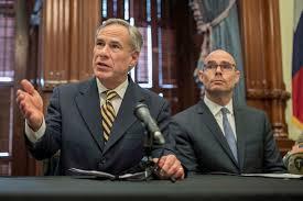 Texas Gov. Greg Abbott says state won't accept refugees in 2020