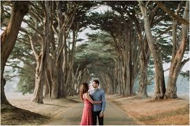 Priscilla & Ryan // Point Reyes Engagement - D.Lillian Photography