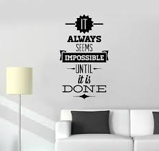 Eric Thomas Quote Inspirational Wall Decal Motivational Decor 24 X 17 Inches 17 94 Picclick